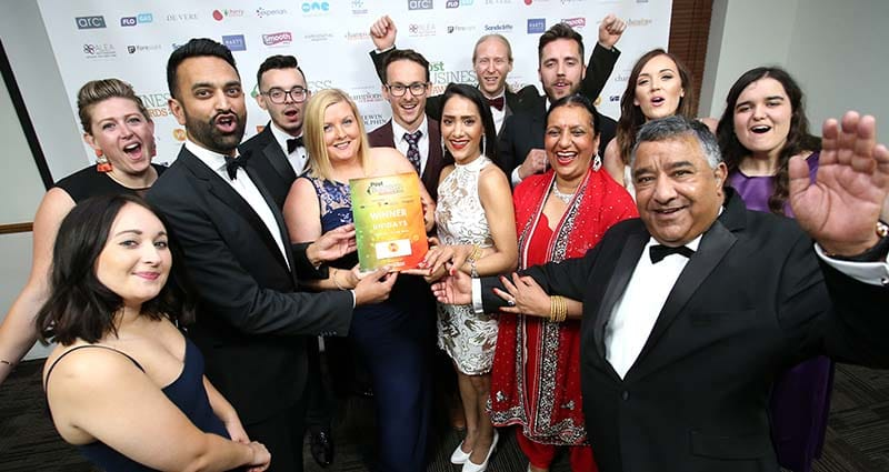 Nottingham Post Business Awards 2018