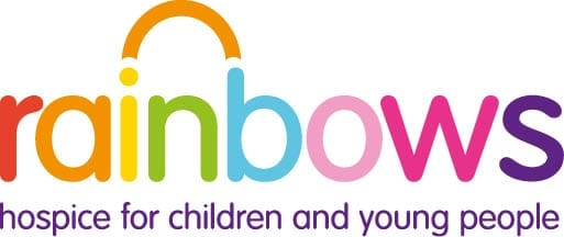 rainbows charity logo