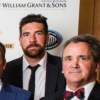 To consult on and deliver a showpiece event to celebrate William Grant & Sons' status as Official Tournament Provider to the 2015 Rugby World Cup.