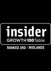 Insider Growth 100 Table